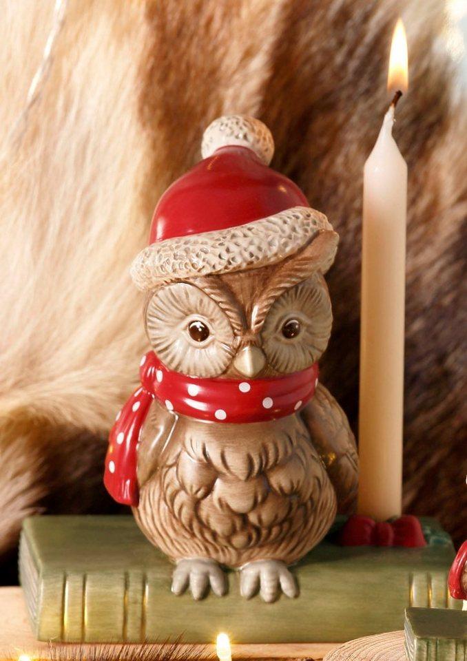 Kerzenleuchter, »Märchenstunde«, Goebel in In Naturfarben handbemalt