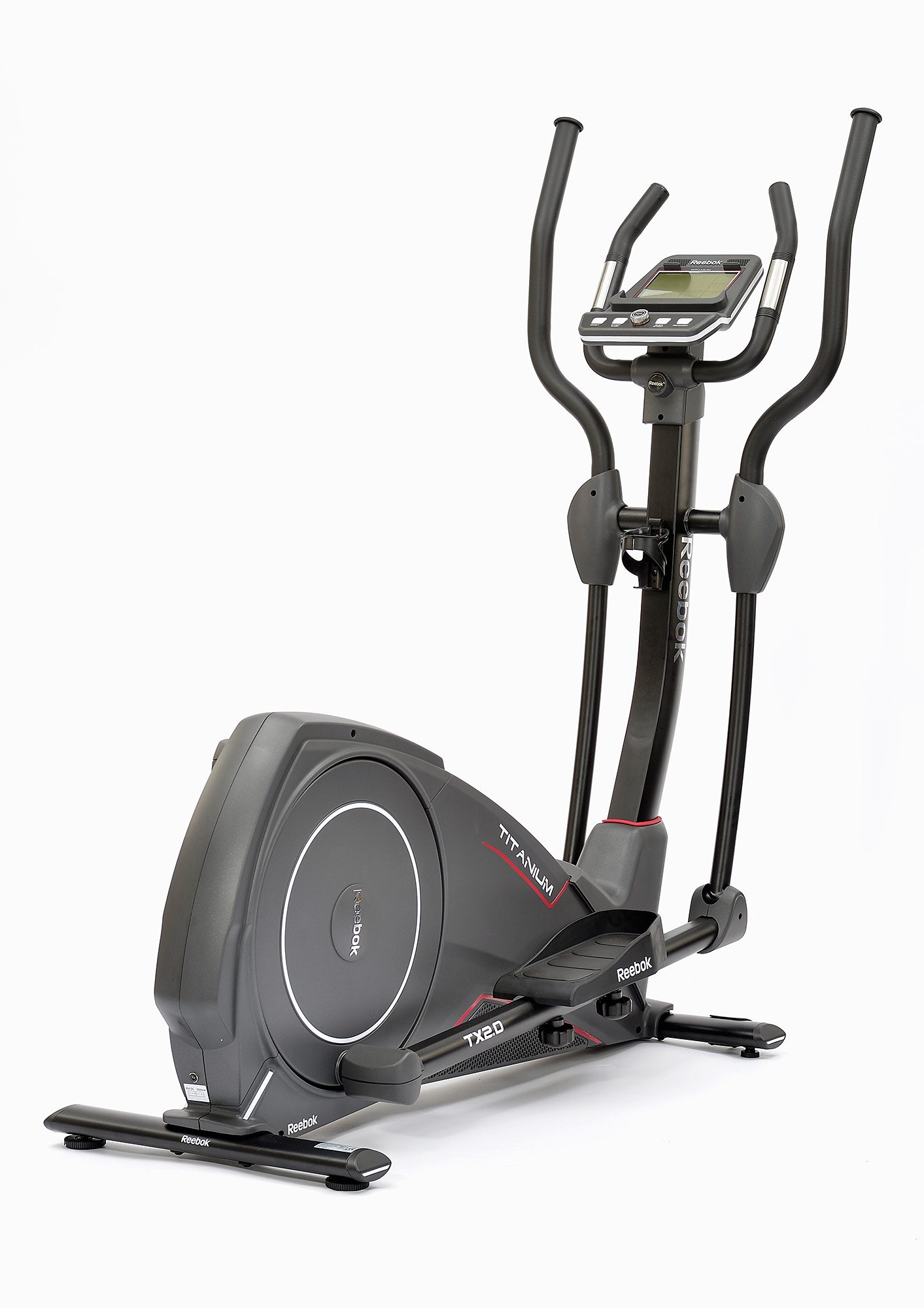 Crosstrainer, »Titanium Elliptical TX2.0«, Reebok