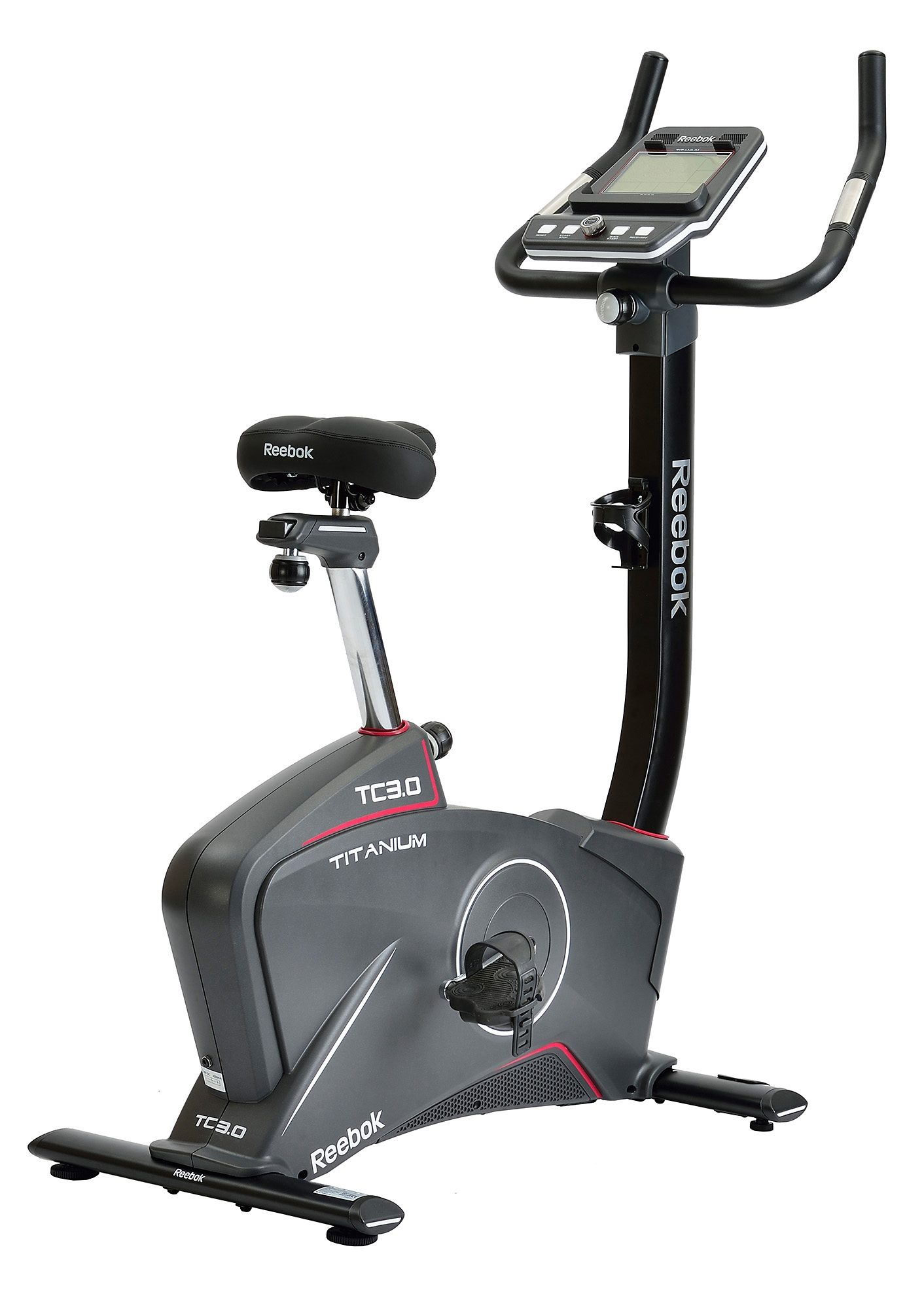 Ergometer, »Titanium Bike TC3.0«, Reebok