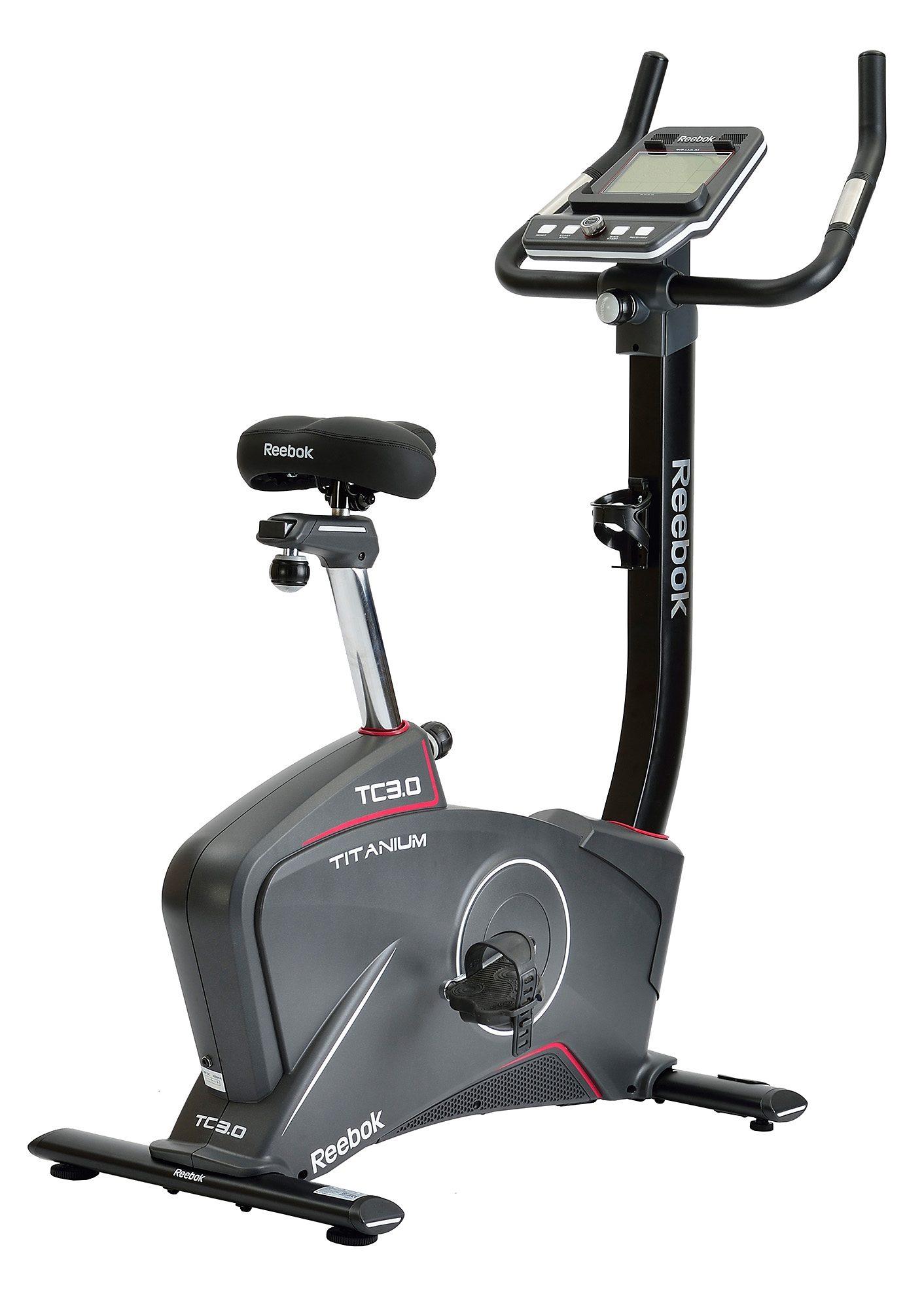 Ergometer, »Titanium Bike TC3.0«, Reebok