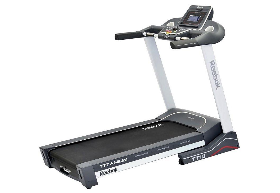 Laufband, »Titanium Treadmill TT1.0«, Reebok