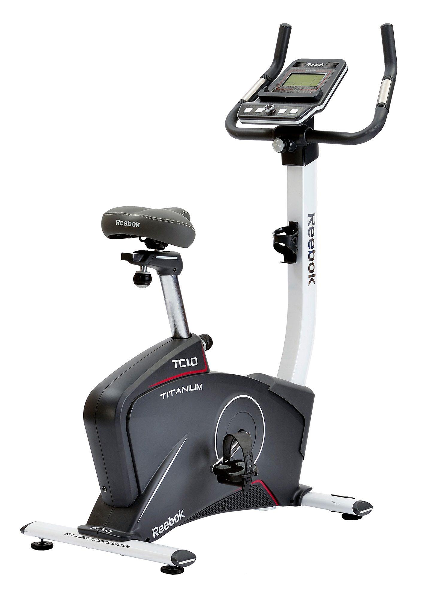 Ergometer, »Titanium Bike TC1.0«, Reebok