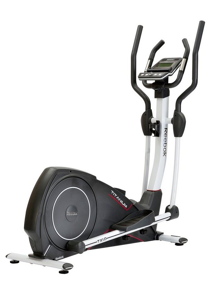 crosstrainer titanium elliptical tx1 0 reebok otto. Black Bedroom Furniture Sets. Home Design Ideas