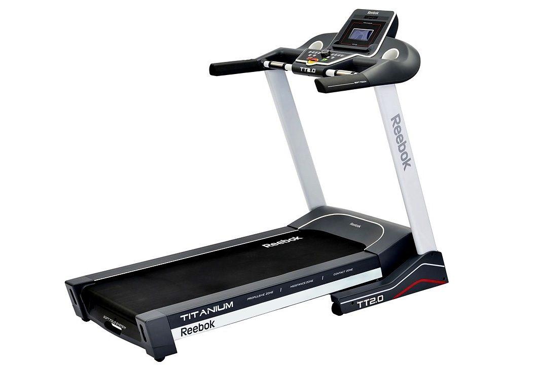 Laufband, »Titanium Treadmill TT2.0«, Reebok