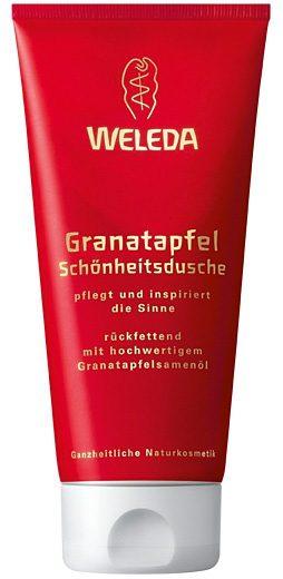 Weleda, »Granatapfel Schöheitsdusche«, Duschgel, 200 ml