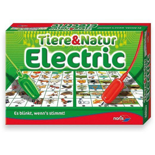 Noris Lernspielzeug »Tiere & Natur Electric«