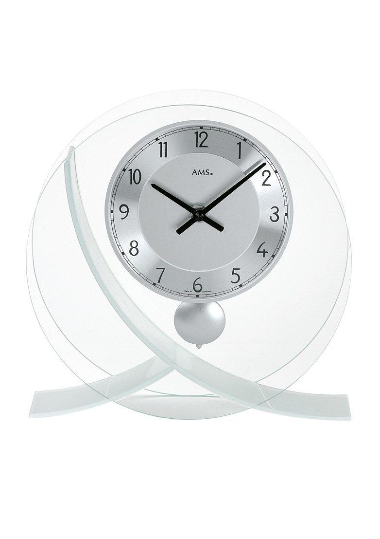 Quartz-Pendeltischuhr, AMS | Dekoration > Uhren > Standuhren | AMS