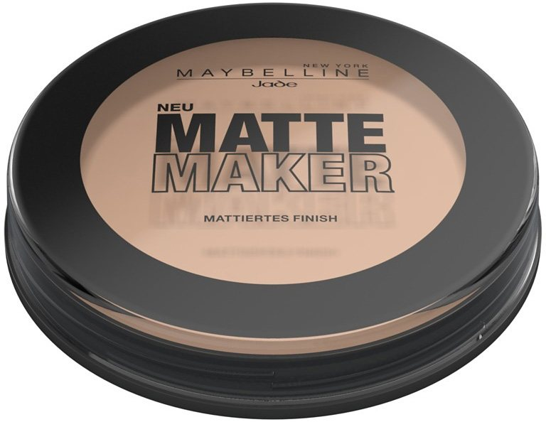 Maybelline New York, »Matte Maker«, Puder in 20 nude beige