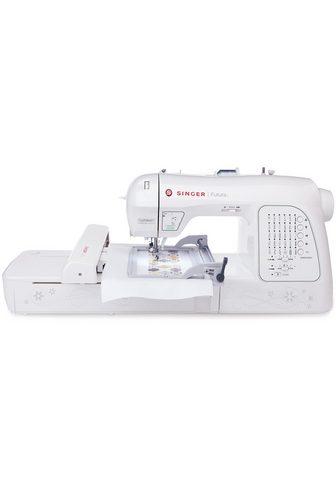 SINGER Näh- ir siuvinėjimo mašina Futura XL-4...