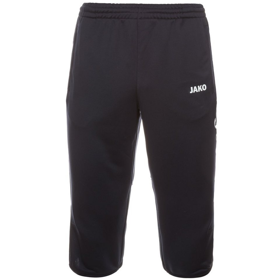 JAKO 3/4 Trainingsshort Active Herren in marine/weiß