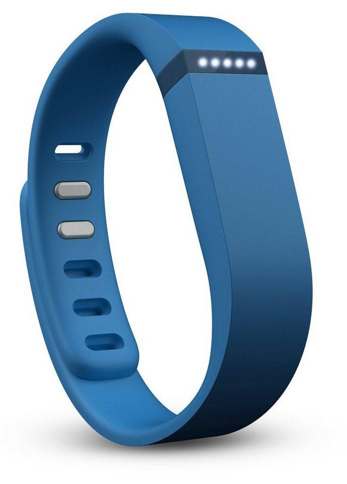 fitbit Activity Tracker »FLEX Aktivitäts- und Schlaf-Armband« in Blau