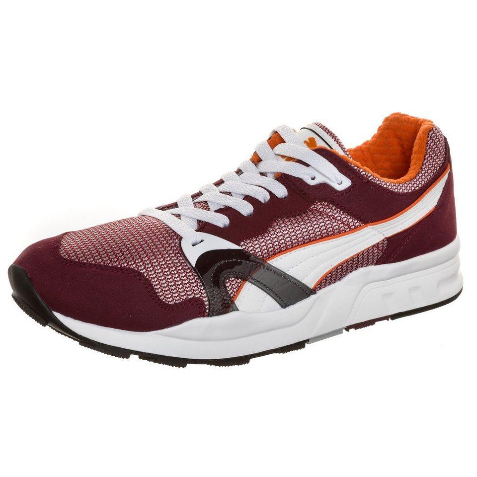 PUMA Trinomic XT 1 Plus Sneaker Herren in bordeaux / weiß