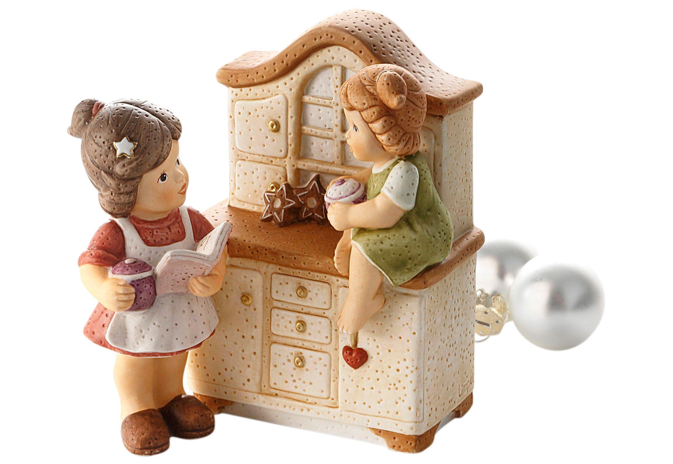 Sammlerfigur, »In der Küche wird gebacken«, Goebel