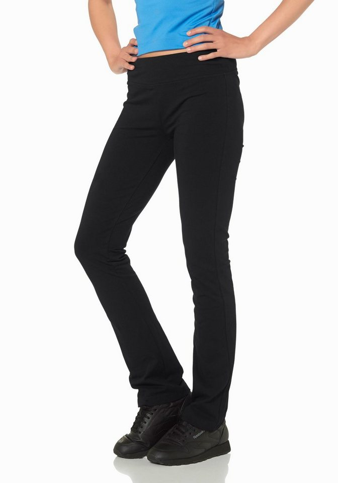 Eastwind Jazzpants in Schwarz