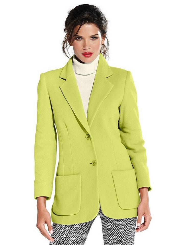 Longblazer in kiwi