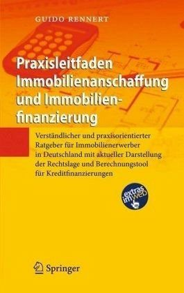 Gebundenes Buch »Praxisleitfaden Immobilienanschaffung und...«