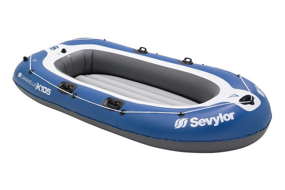 Sevylor Schlauchboot »Caravelle K105 Schlauchboot« in blau