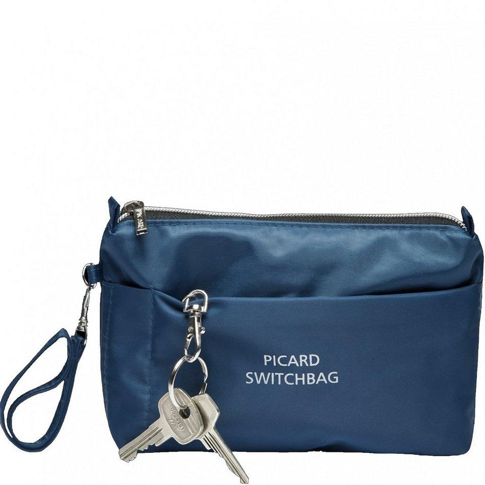 Picard Switchbag Täschchen 20 cm in jeans