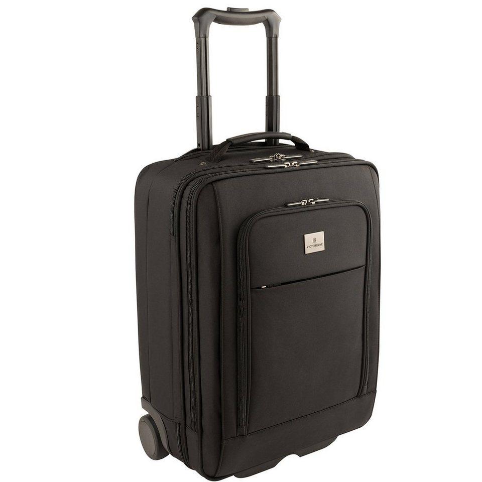 Victorinox Werks Professional Executive Traveler 2-Rollen Kabinentrolley 53 in black