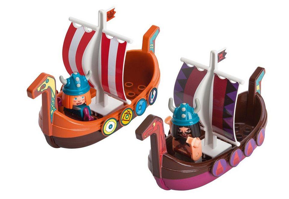 BIG Waterplay Wasserspielzeug, »Drachenboote Sven und Wickie«, BIG (2tlg.)
