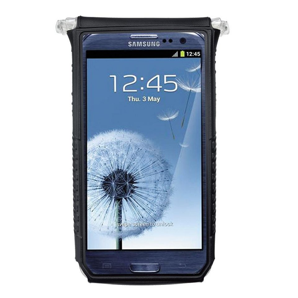 topeak smartphone halter smartphone drybag 5 schwarz. Black Bedroom Furniture Sets. Home Design Ideas