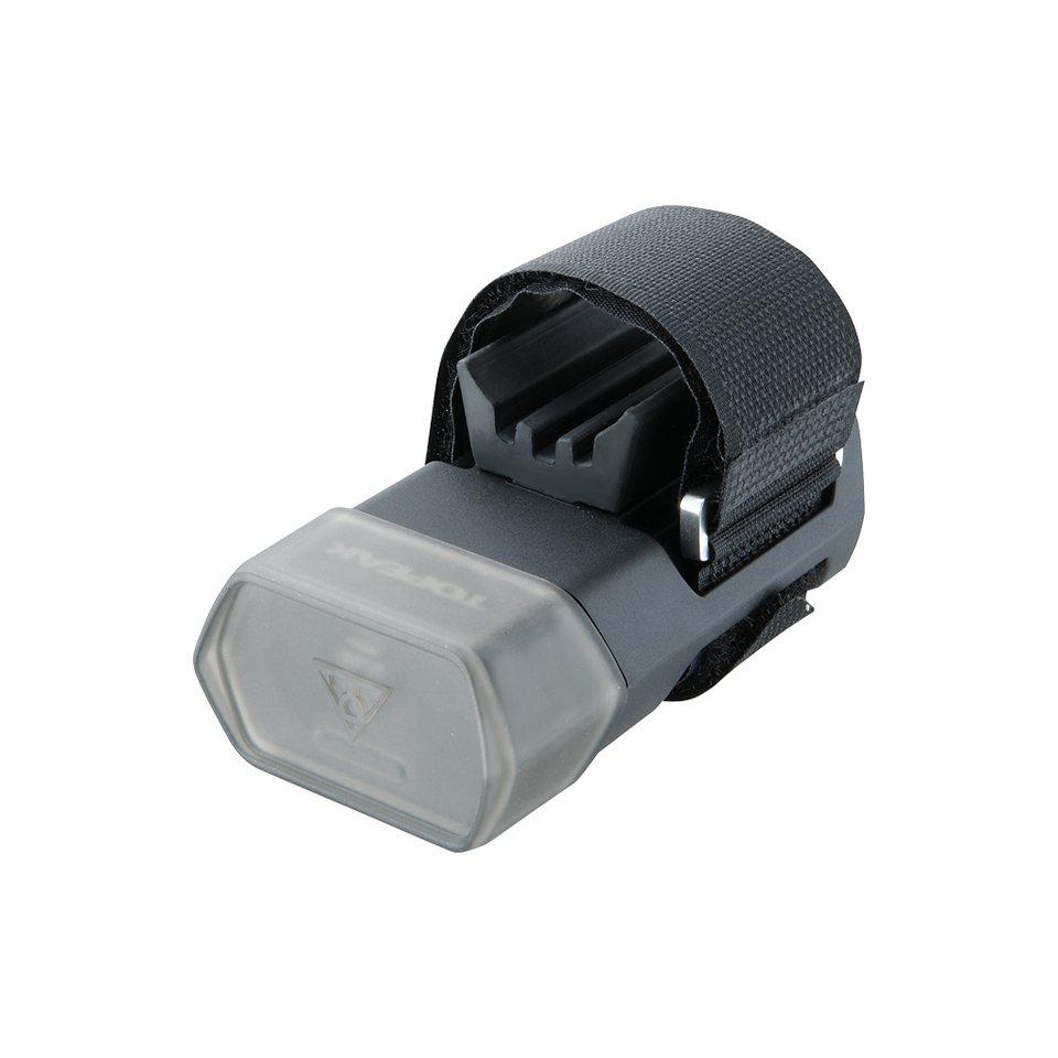 Topeak Fitnesstracker »RideCase PowerPack« in schwarz
