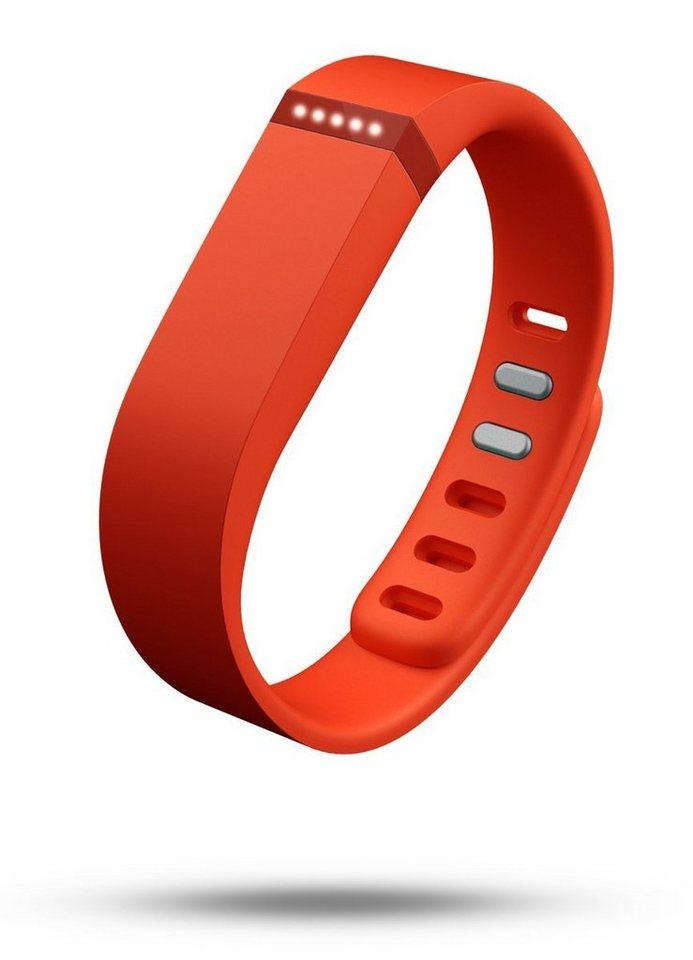 fitbit Activity Tracker »FLEX Aktivitäts- und Schlaf-Armband« in Orange