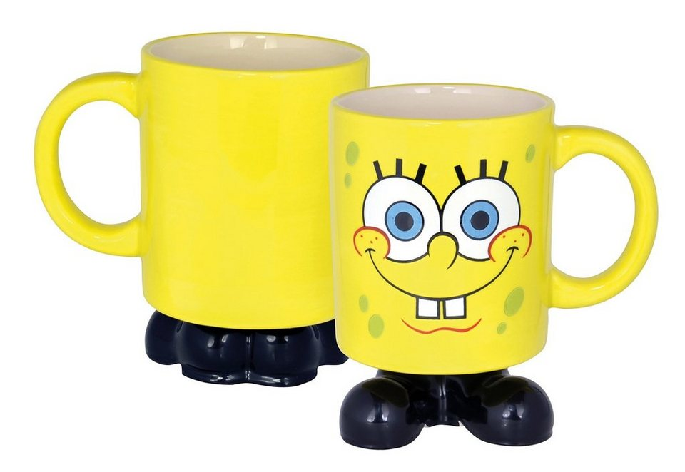 Tasse, »Sponge Bob«, United Labels