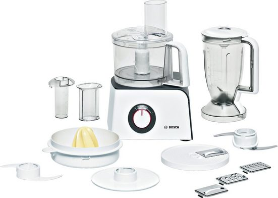 BOSCH Kompakt-Küchenmaschine Styline MCM4100, 800 W