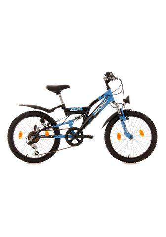 KS CYCLING Jaunimo dviratis »Zodiac« 6 Gang Shima...