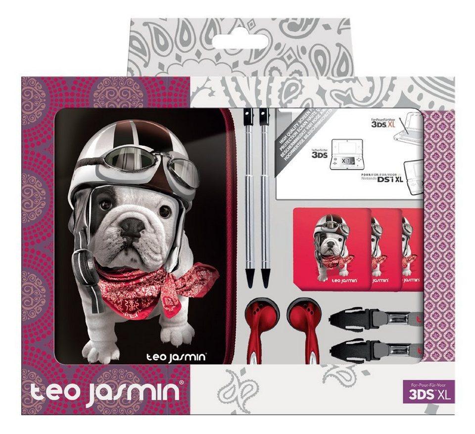 BIGBEN Full Pack Essential XL Teo Jasmin für Dsi XL, 3DS, 3DS XL »(3DS)«