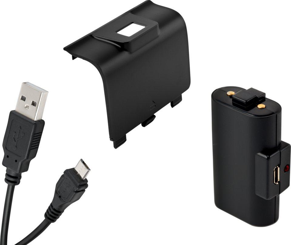 Gioteck USB Play & Charge Battery Kit (Akku + Ladekabel) für Xbox One »(XBox One)«