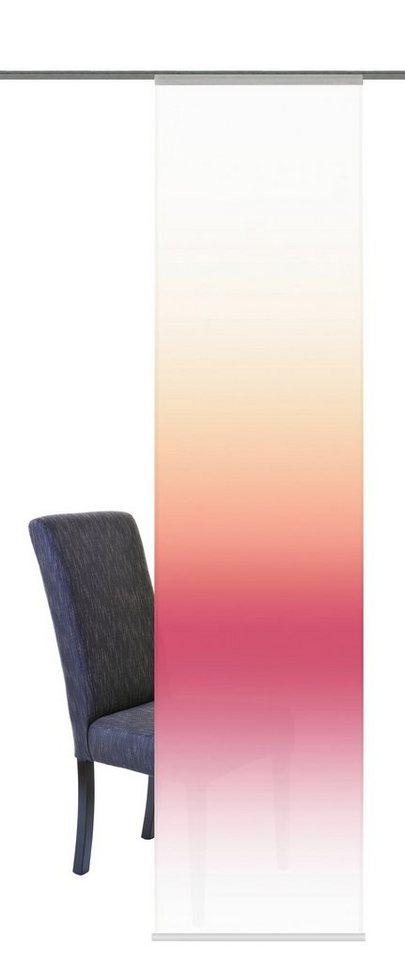 schiebegardine murray home wohnideen klettband 1 st ck inkl beschwerungsstange online. Black Bedroom Furniture Sets. Home Design Ideas