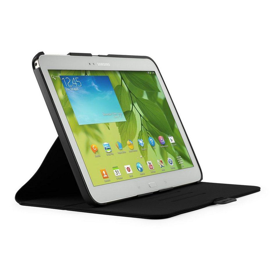 Speck HardCase »FitFolio Samsung Galaxy Tab 3 10.1 Black Vegan Lea« in schwarz