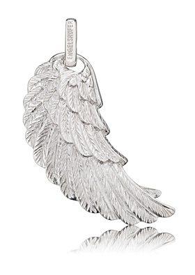 Engelsrufer Halsschmuck: Anhänger ohne Kette »Flügel, ERW« in verschiedenen Größen in Silber 925