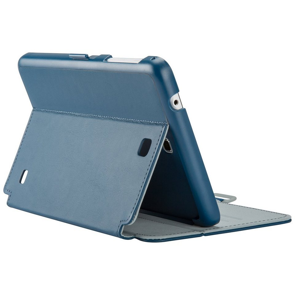 Speck HardCase »StyleFolio Samsung Galaxy Tab 4 8.0 DeepSea Blue/N« in blau
