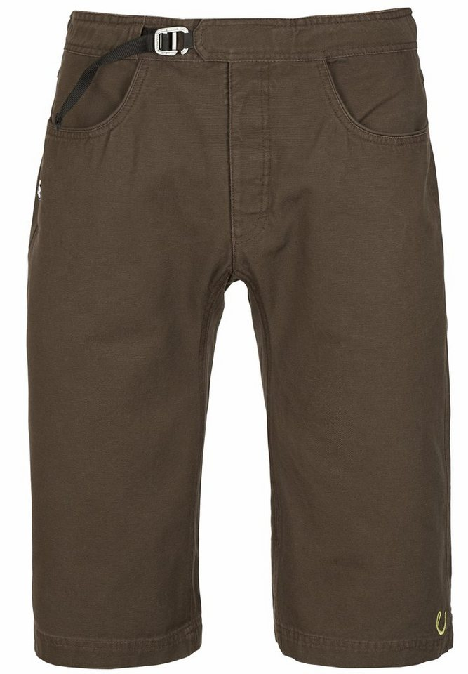 Edelrid Hose »Shorts Men« in braun