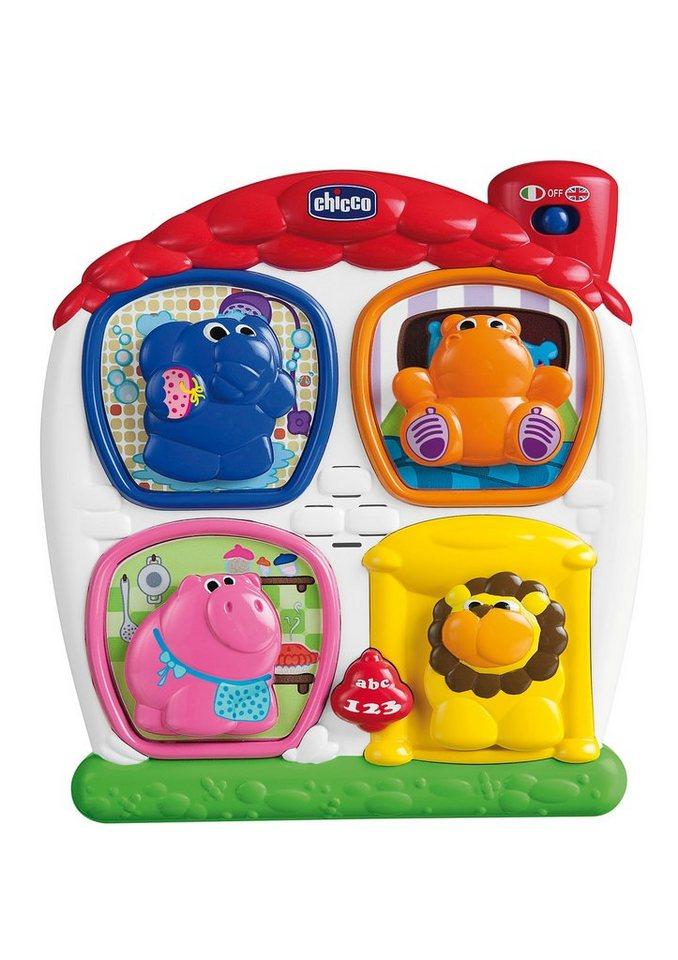 Chicco®, Babyspielzeug »2-in1 Formensortierer und Puzzle« in bunt
