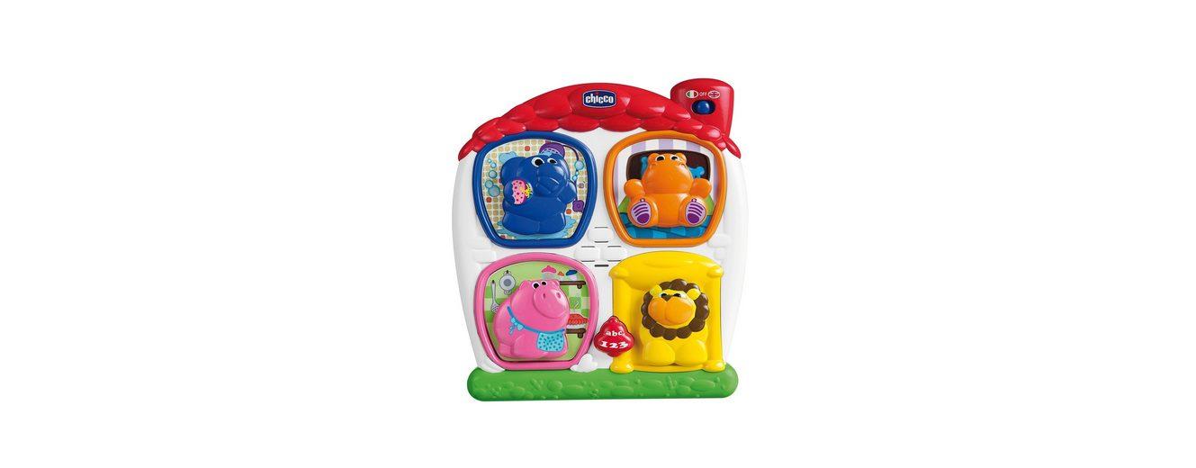 Chicco®, Babyspielzeug »2-in1 Formensortierer und Puzzle«