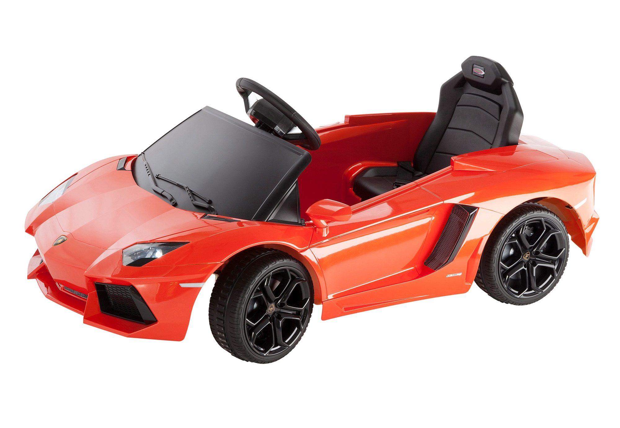 JAMARA Kinder-Fahrzeug, »JAMARA KIDS Ride-On Lamborghini Aventador«