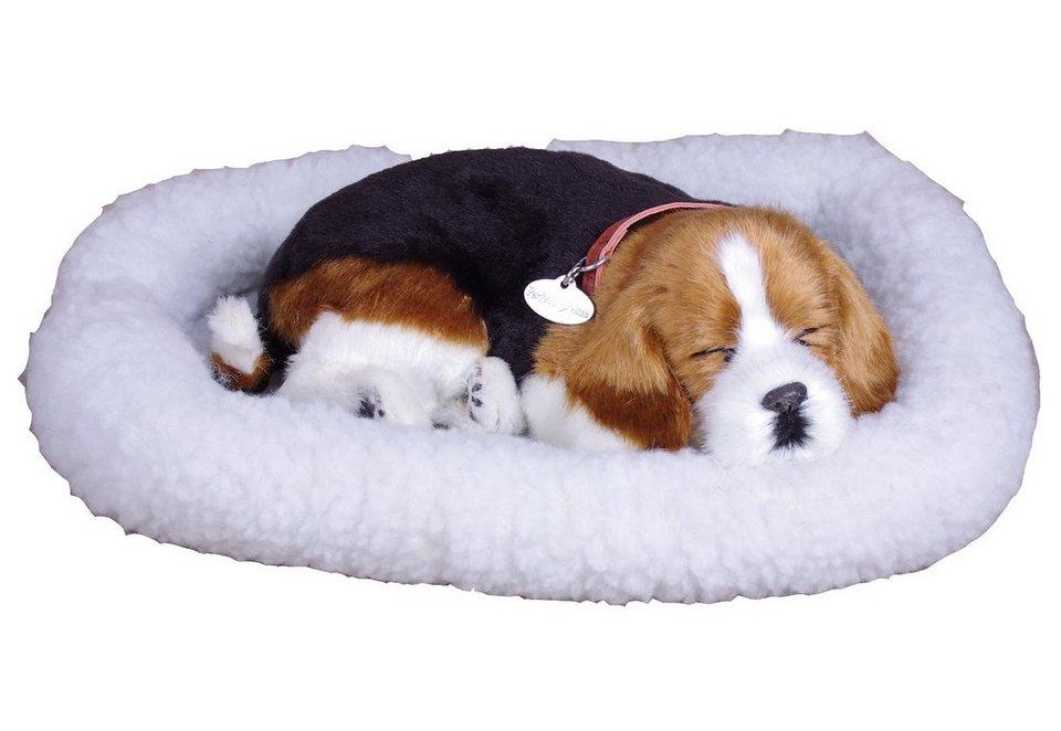 Plüschtier, Perfect-Petzzz® Hund, »Beagle«