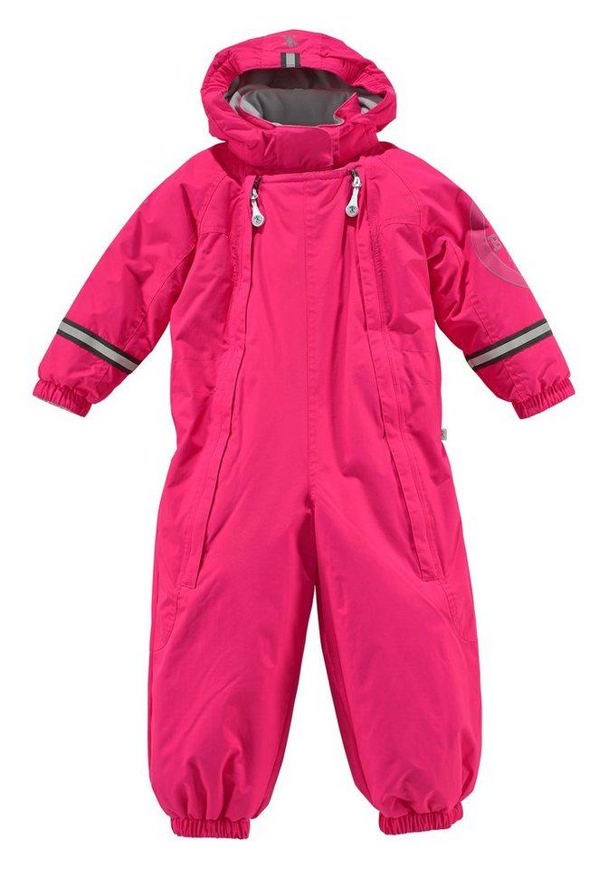 B'Rep Schneeoverall, für Mädchen in Pink