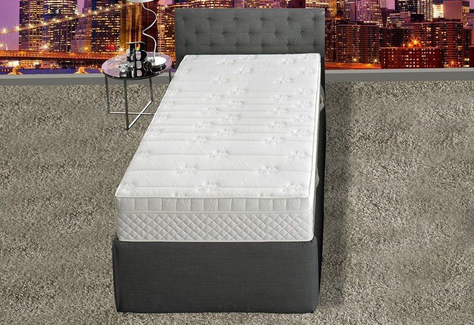 boxspringmatratze betti malie 25 cm hoch 448 federn 1 tlg online kaufen otto. Black Bedroom Furniture Sets. Home Design Ideas