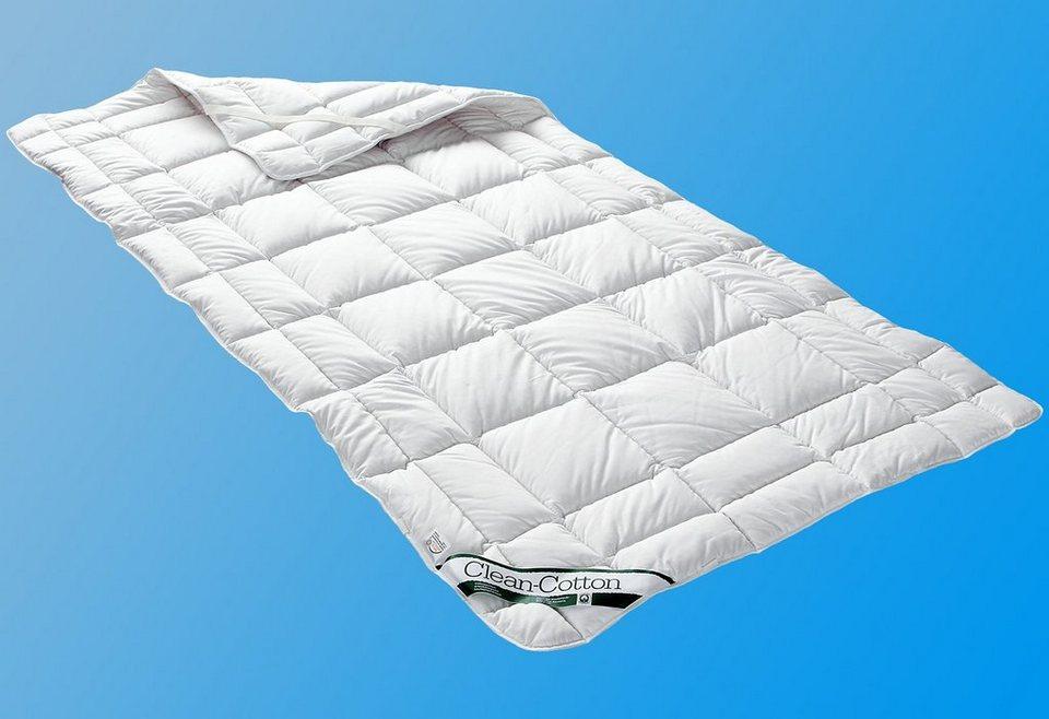 Matratzenauflage, »Unterbett Clean Cotton«, Badenia