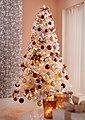 Thüringer Glasdesign Weihnachtsbaumkugel »Cappuccino« (40 Stück), Bild 4