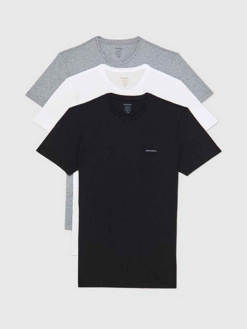 Diesel T-Shirt »Jake R-Neck« (3er-Pack)