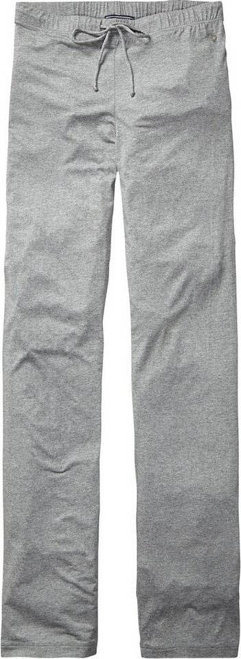 Tommy Hilfiger Homewear »Mell pant« in GREY HEATHER