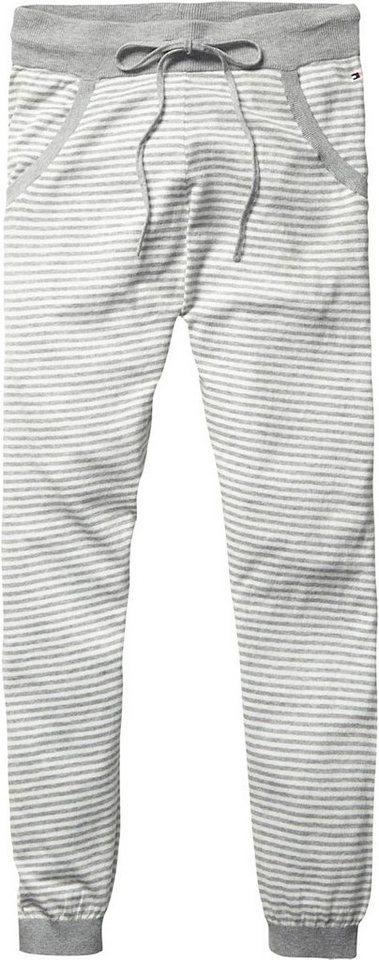 Tommy Hilfiger Homewear »Seneta pant« in GREY HEATHER