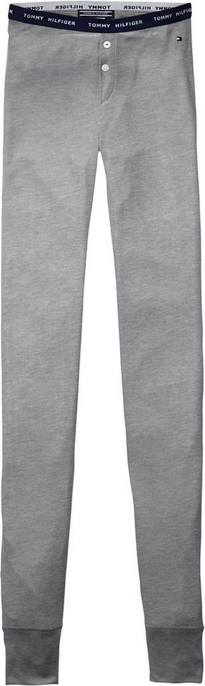 Tommy Hilfiger Homewear »Pen legging« in GREY HEATHER