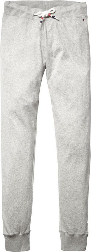 Tommy Hilfiger Homewear »Samantha track pant« in GREY HEATHER